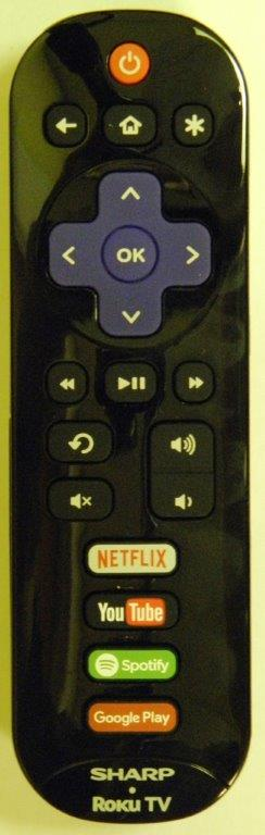 Proscan Soundbar Replacement Remote