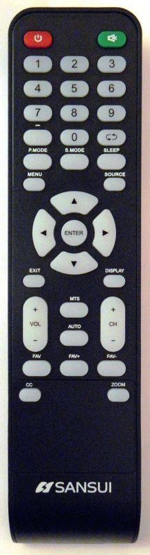 SANSUI S32Z118 LED TV Remote - RemoteControls com   Remote